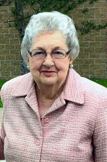Mary Blackburn
