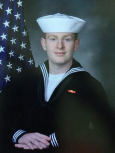 Petty officer James Kenison Russell, III., US Navy